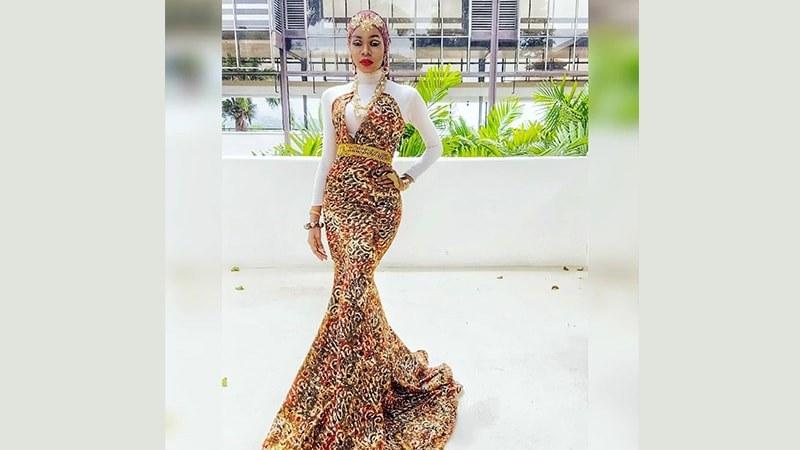 Design Model Baju Gamis Untuk Resepsi Pernikahan Xtd6 8 Inspirasi Model Baju Gamis Pesta Dari Berbagai Negara