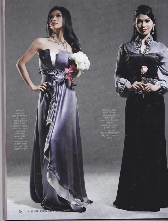 Design Model Gamis Seragam Pernikahan S5d8 Scha Shahida Baju Nikah Sanding