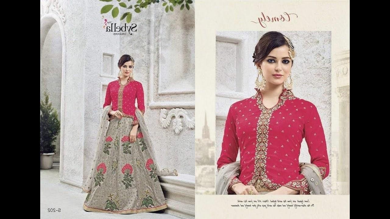 Design Model Gamis Untuk Pernikahan Ffdn Super Cantik Rashami Desai Tapasya Menggunakan Sari