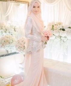 Design Model Gamis Untuk Pernikahan Zwd9 Siska Dwi Ciefen02 Di Pinterest
