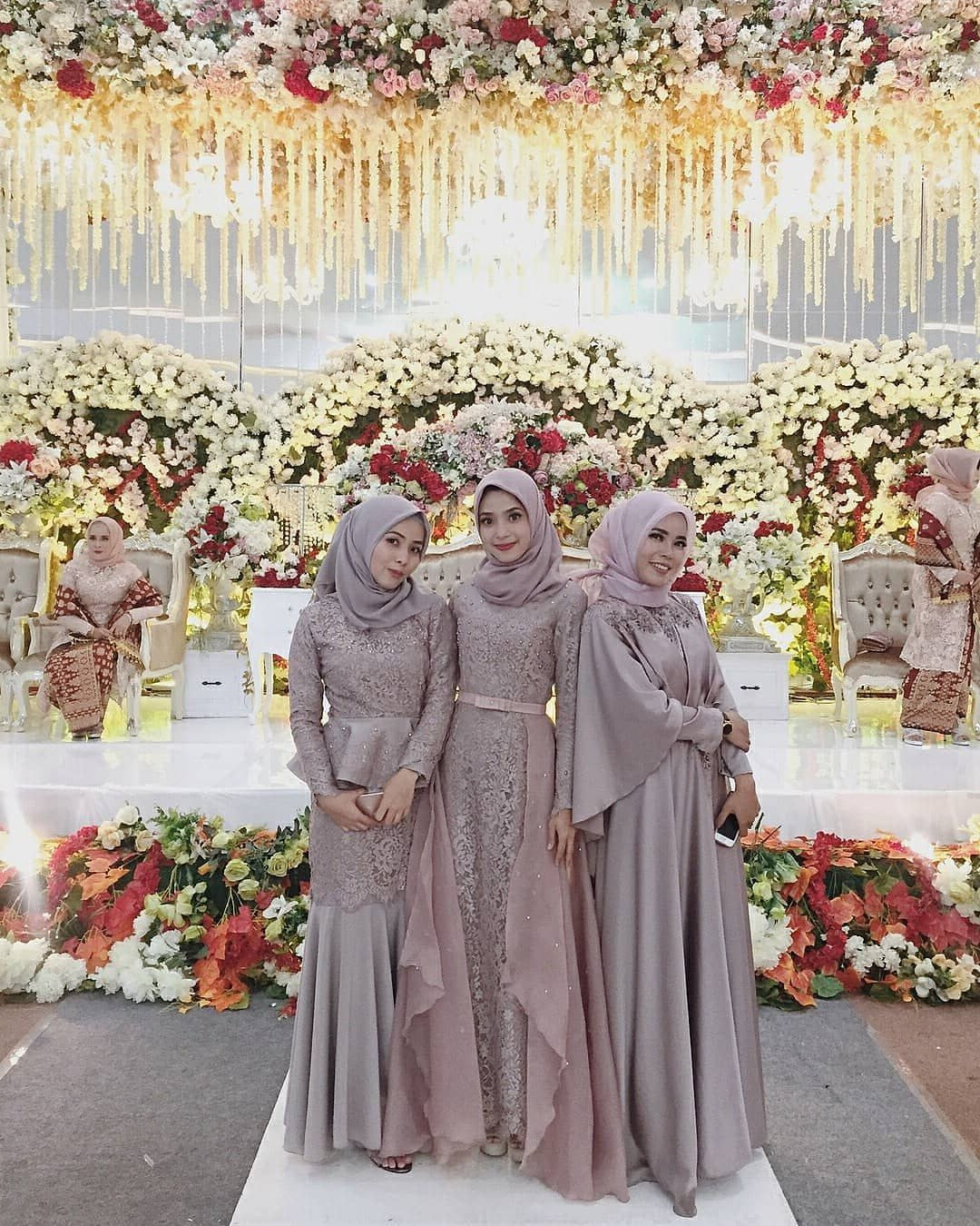 Design Ootd Bridesmaid Hijab 3id6 2729 Best Style It Hijab Images In 2019