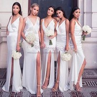 Design Ootd Bridesmaid Hijab O2d5 Silk Like Wedding Dresses Line Shopping