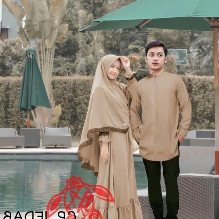 Design Seragam Gamis Pernikahan D0dg Jual Od 2 Wrn Baju Gamis Kemeja Hem Couple Jedar Mocca 162 Bahan Balotelli Dki Jakarta Ferisna Os