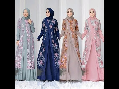 Ide Gamis Brokat Pernikahan Etdg Videos Matching Model Gamis Brokat Dan Kombinasi Brokat