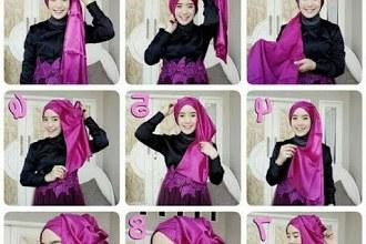 Ide Gamis Pesta Pernikahan D0dg Hijab Monochrome Search Results for Rias Pengantin Jilbab