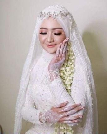 Ide Gamis Pesta Pernikahan Gdd0 Model Baju Gamis Pesta Pernikahan Ideas and