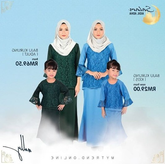 Ide Gaun Bridesmaid Hijab 3id6 Mytrend S Muslimah Fashion Blog