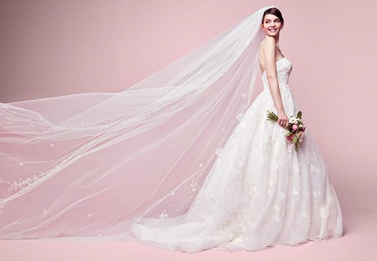 Ide Long Dress Bridesmaid Hijab E9dx Bridal Veil Guide Styles Lengths Tips & Advice
