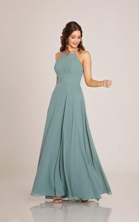 Ide Long Dress Bridesmaid Hijab O2d5 Bridesmaid Dresses Gallery