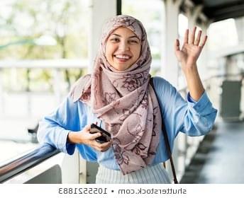 Inspirasi Desain Baju Bridesmaid Hijab J7do Muslim Girls Stock S & Graphy
