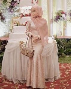 Inspirasi Gamis Untuk Pesta Pernikahan 3id6 Mermaid Dress In 2019