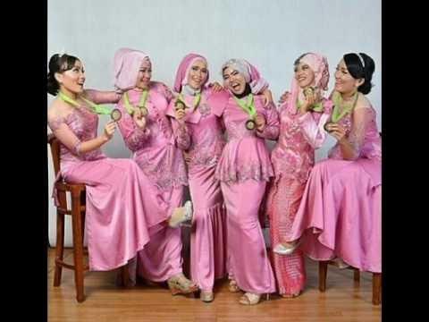 Inspirasi Gamis Untuk Resepsi Pernikahan Thdr Videos Matching Inspirasi Kekinian Gaun Kebaya Pesta Mermaid