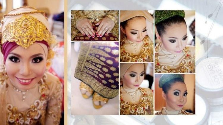 Inspirasi Gamis Untuk Resepsi Pernikahan Tldn Aneka Busana Kaftan Trik Hemat Menciptakan Pernikahan Di