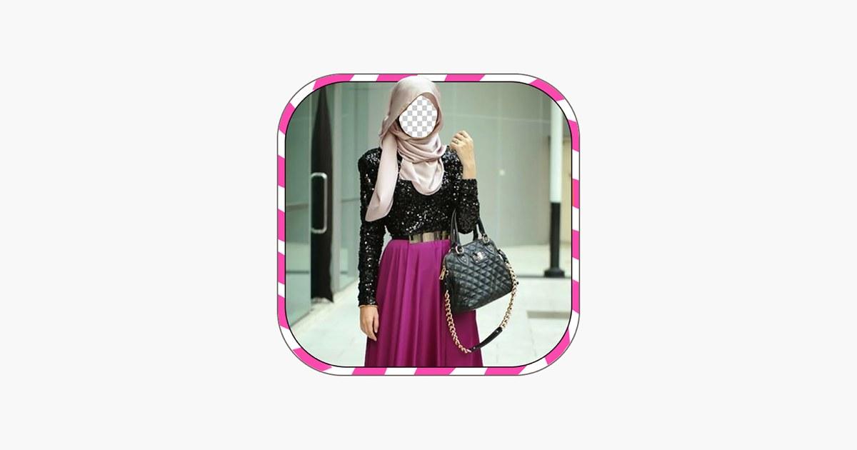 Inspirasi Hijab Bridesmaid Dress 0gdr Hijab Woman Montage Muslim Woman Wedding Dress Up On