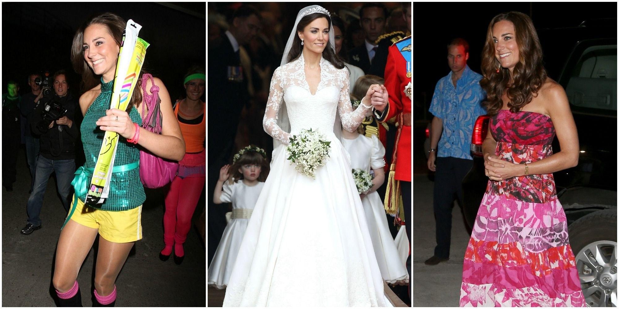 Inspirasi Model Baju Gamis Pernikahan Drdp Kate Middleton S Most Controversial Outfits Royal Style