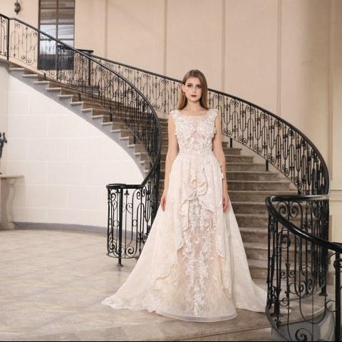 Inspirasi Model Baju Gamis Pernikahan Dwdk China evening Peplum Dress China evening Peplum Dress
