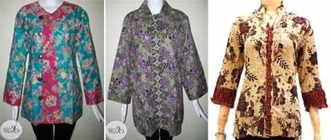 Inspirasi Model Baju Gamis Pernikahan O2d5 Model Baju Kerja Batik Untuk orang Gemuk