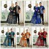Inspirasi Model Baju Gamis Pernikahan Y7du Ecehispanic