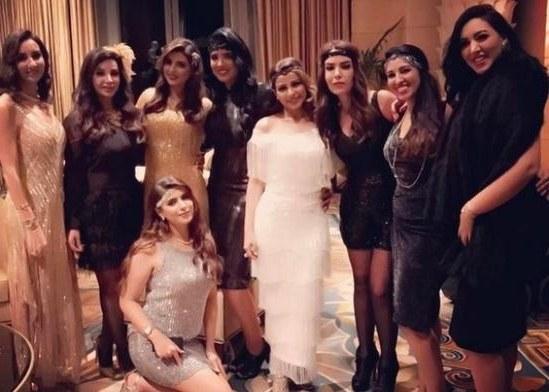"""Model Bridesmaid Hijab D0dg صور حفل زفاف ابنة صفاء أبو السعود واÙ""""Ø´ÙŠØ ØµØ§Ù""""Ø كامل ليالينا"""