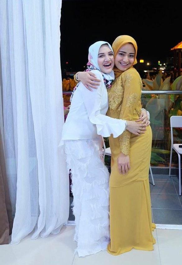Model Bridesmaid Hijab Kvdd Outfit Of the Day Hijab Look Hijab Instant Hijabers
