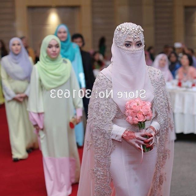 Model Design Bridesmaid Hijab H9d9 Niqab Wedding Dress – Fashion Dresses