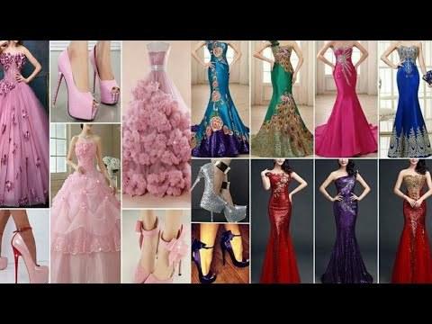 Model Dress Bridesmaid Hijab 8ydm Videos Matching Long formal Dresses