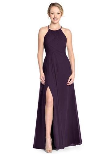 Model Dress Bridesmaid Hijab X8d1 Plum Bridesmaid Dresses