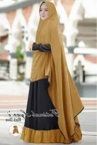 Model Gamis Syari Untuk Pesta Pernikahan Etdg Gamis Syari Cantik Gamissyaricantik Di Pinterest