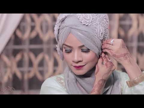 Model Hijab Bridesmaid Dresses Q0d4 Videos Matching Hijab Tutorial for Wedding Bride with