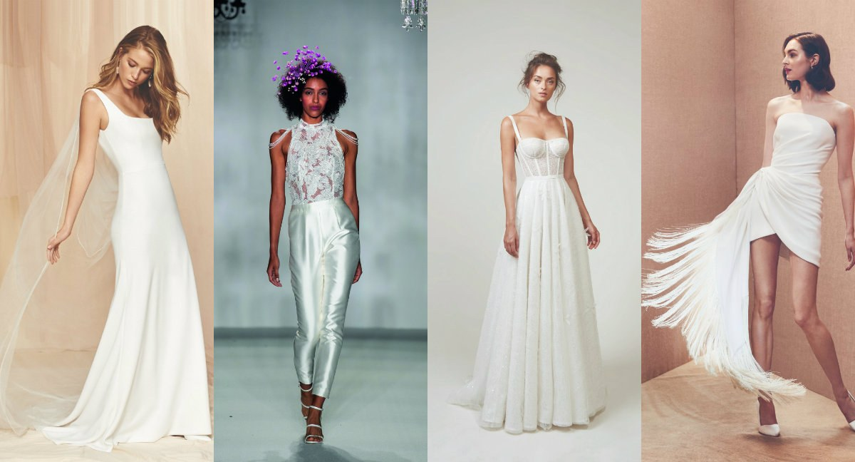 Model Vintage Bridesmaid Dress Hijab Drdp Wedding Dress Styles and Trends for 2020