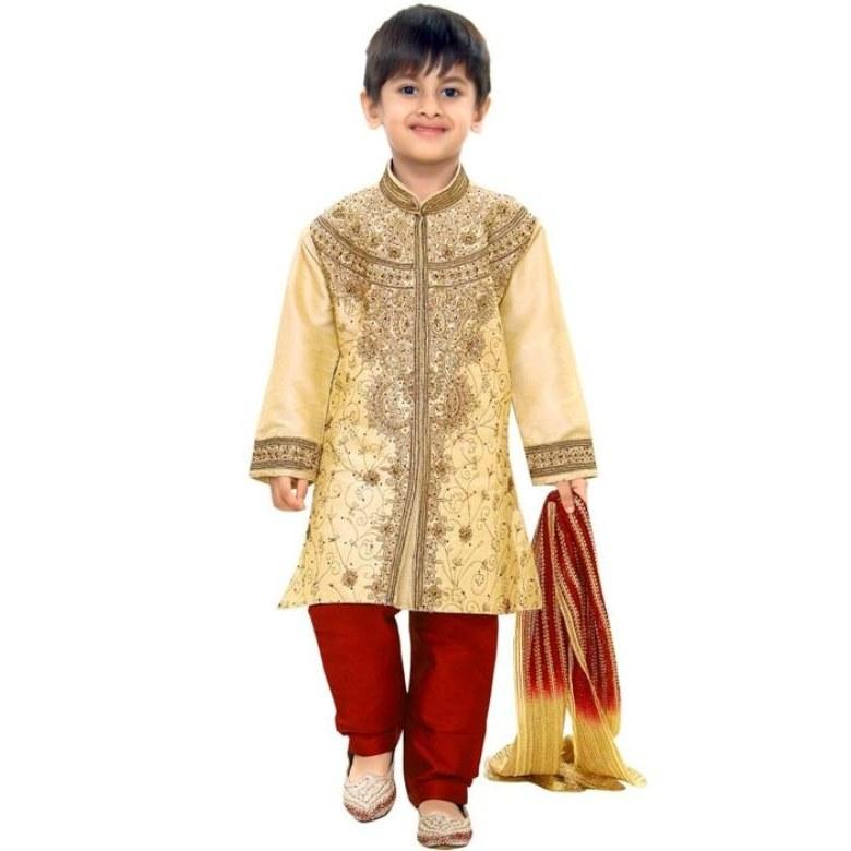 Bentuk Baju Lebaran Anak Laki Laki 2018 Thdr 15 Tren Model Baju Lebaran Anak 2019 tokopedia Blog