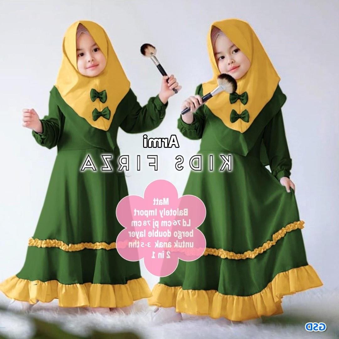 Bentuk Baju Lebaran Anak Perempuan Umur 3 Tahun Qwdq 30 Model Baju Muslim Anak Perempuan Umur 5 Tahun