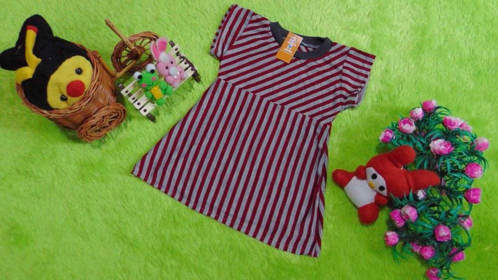 Bentuk Baju Lebaran Bayi 6 Bulan Q0d4 Jual Dress Baju Bayi Anak Cewek Perempuan 0 6 Bulan Alika