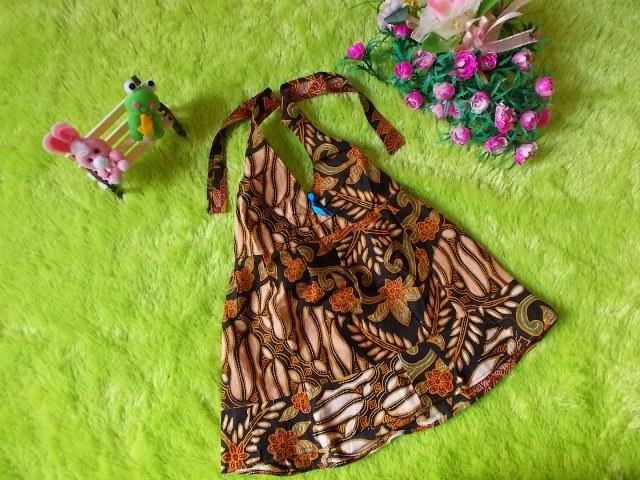 Bentuk Baju Lebaran Bayi 6 Bulan X8d1 Dress Baju Batik Bayi Bcl Parang Apik