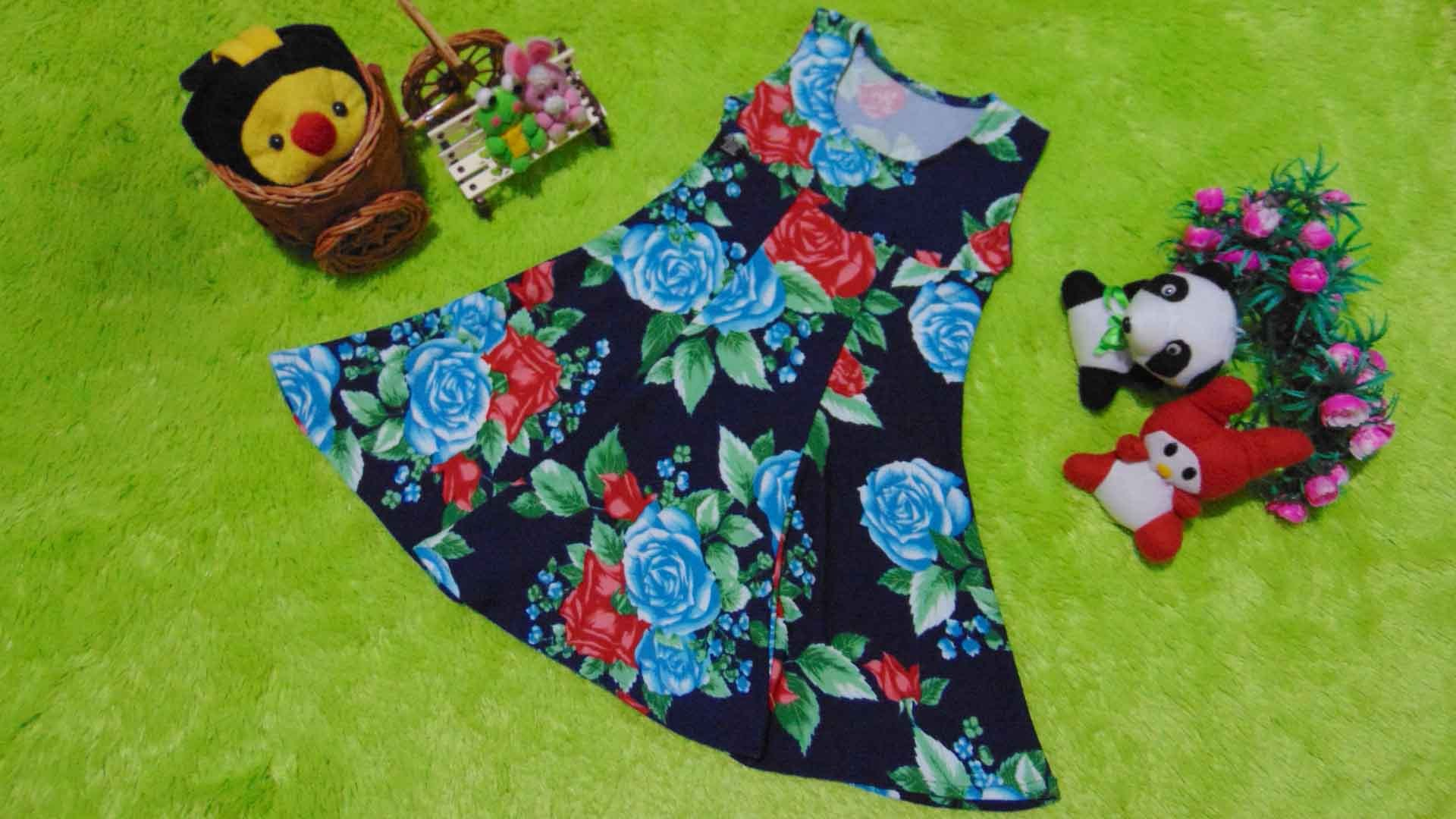 Bentuk Baju Lebaran Bayi 6 Bulan X8d1 Dress Baju Bayi Perempuan Newborn 0 6 Bulan Misby Flower