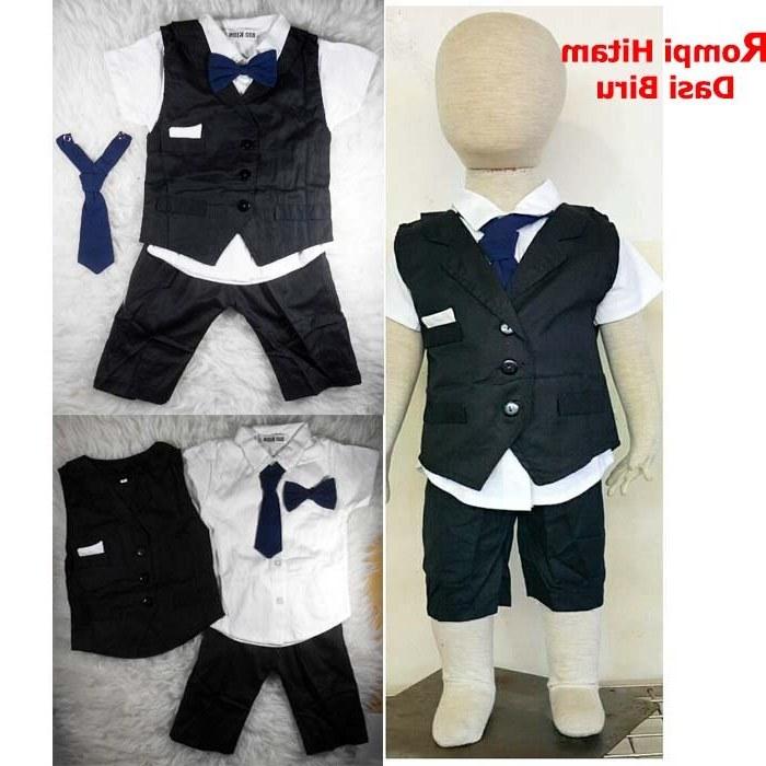 Bentuk Baju Lebaran Bayi Laki Laki D0dg Jual Baju Bayi Anak Laki Laki Setelan Baju