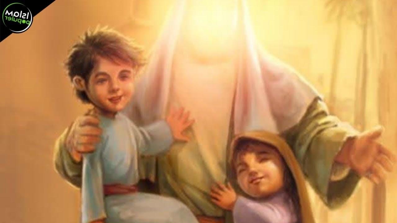 Bentuk Baju Lebaran Cucu Rasulullah Dwdk Bikin Terharu 😭ketika Hasan Husein Cucu Rasulullah ﷺ Tak