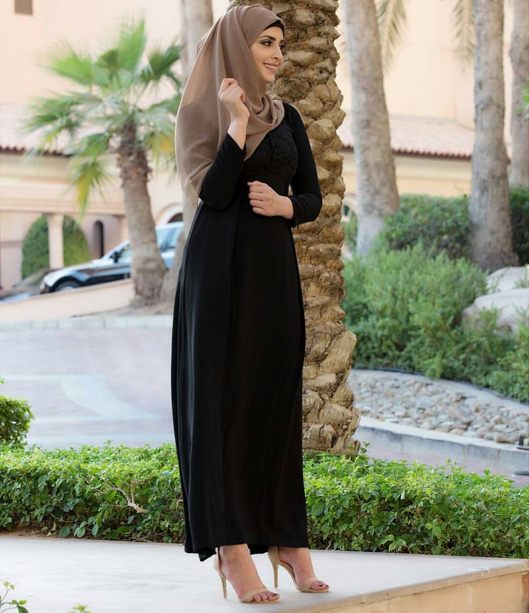 Bentuk Baju Lebaran Gamis 2018 3ldq 50 Model Baju Lebaran Terbaru 2018 Modern & Elegan