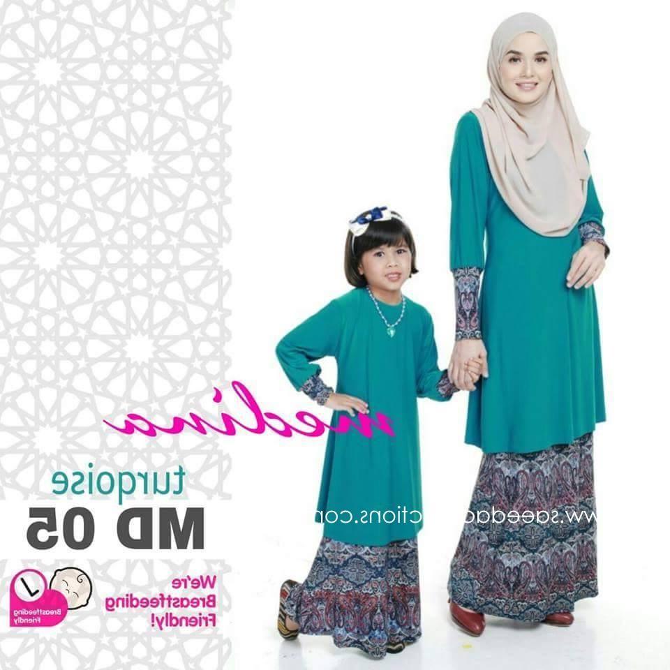 Bentuk Baju Lebaran Ibu Ibu 0gdr Tempahan Ditutup Harap Maaf Baju Kurung Moden Sedondon