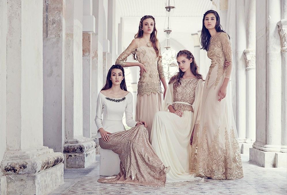 Bentuk Baju Lebaran Ibu Ibu Etdg 50 Model Baju Lebaran Terbaru 2018 Modern & Elegan