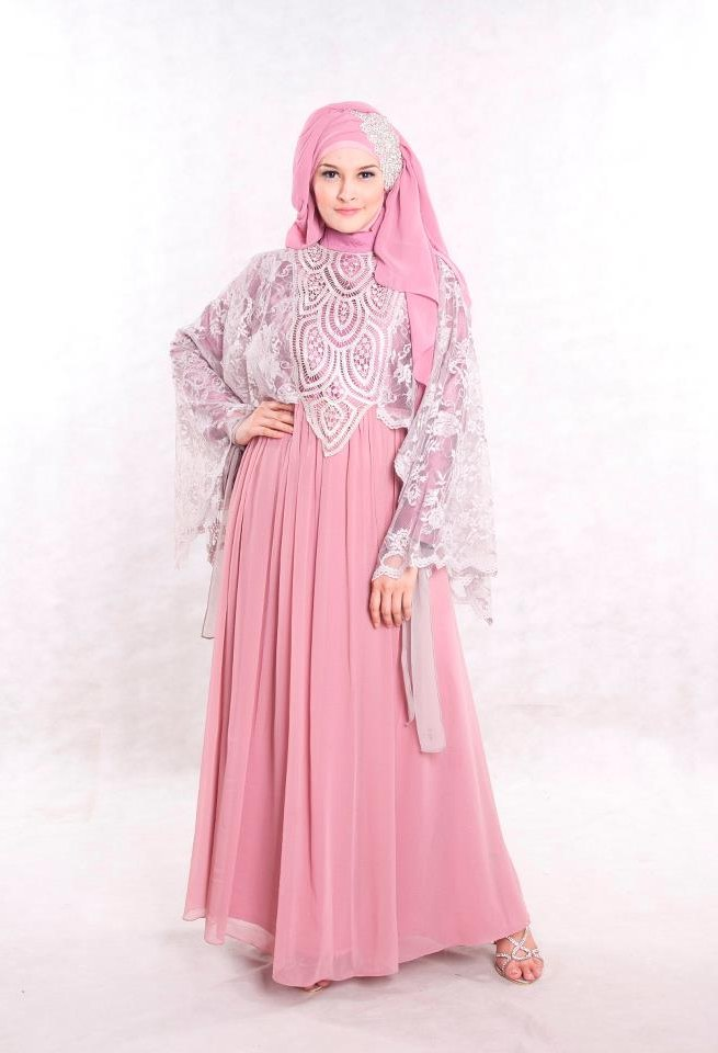 Bentuk Baju Lebaran Kapel Dddy Contoh Gambar Model Baju Muslim Untuk Pesta 2015