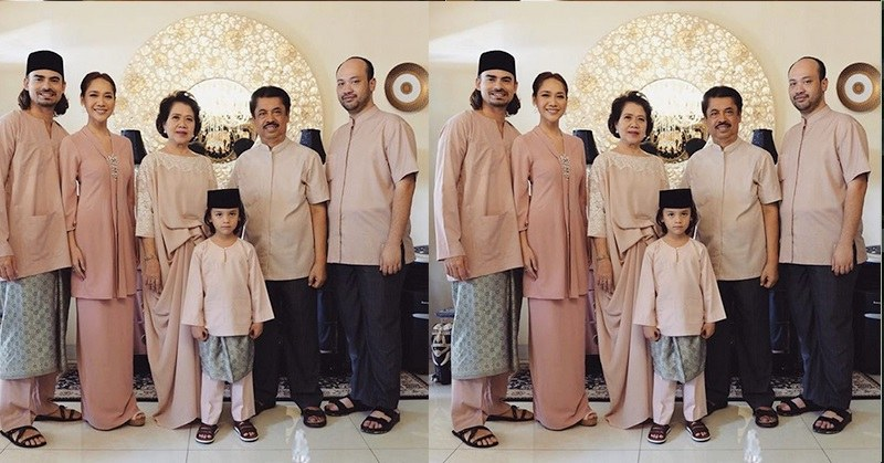 Bentuk Baju Lebaran Keluarga Warna Putih Q0d4 Inspirasi Padu Padan Lebaran Tahun Ini Dari Vidi Aldiano