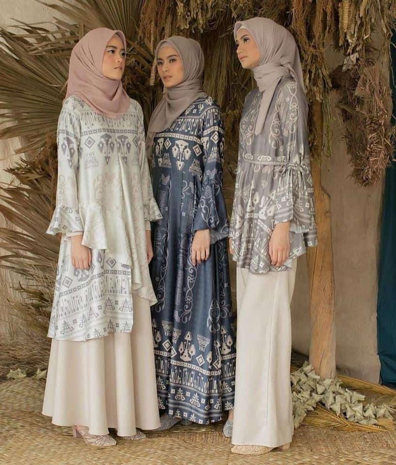 Bentuk Baju Lebaran Mndw Inilah Model Baju Gamis Lebaran Yang Cocok Untuk Remaja