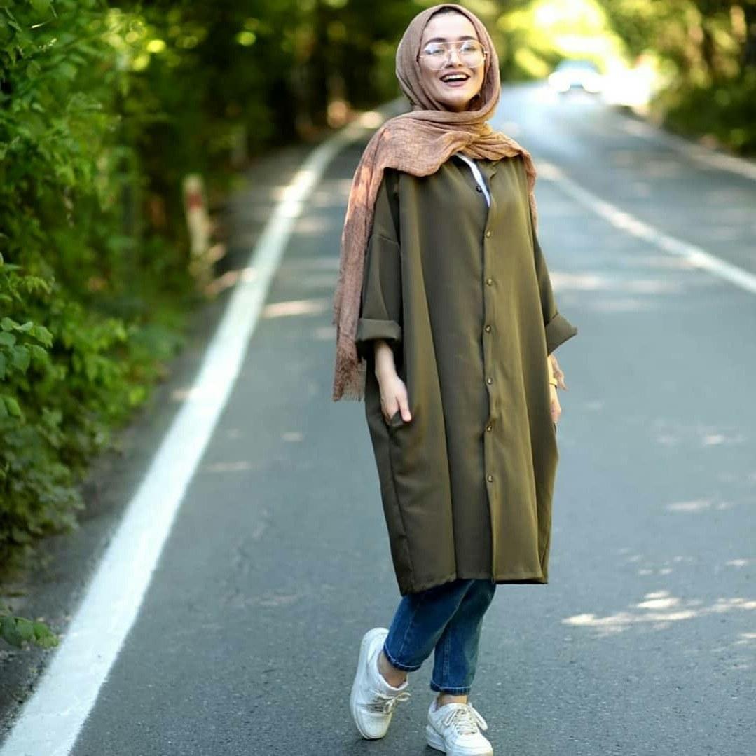 Bentuk Baju Lebaran Model Sekarang Q5df Model Baju Jaman Sekarang Buat Lebaran Gambar islami