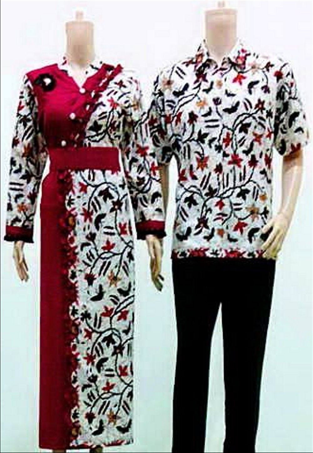 Bentuk Baju Lebaran Remaja Kekinian Fmdf Jual Diskon Baju Batik Sarimbit Muslim Sg 247 Kebaya