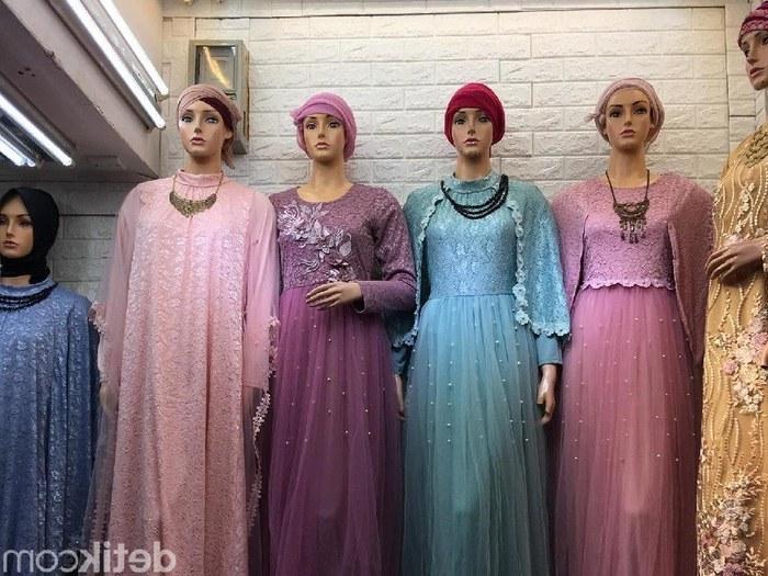 Bentuk Baju Lebaran Tanah Abang S1du Dulu Gamis Nagita Slavina Kini Baju Lebaran Seperti Ini