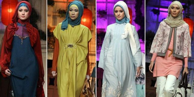 Bentuk Baju Lebaran Thn Ini 0gdr Fashion Koleksi Busana Muslim Untuk Idul Fitri Tahun Ini