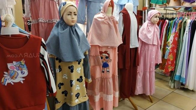 Bentuk Baju Lebaran Thn Ini Thdr Baju Gamis Anak Anak L O L Jadi Tren Di Lebaran Tahun Ini