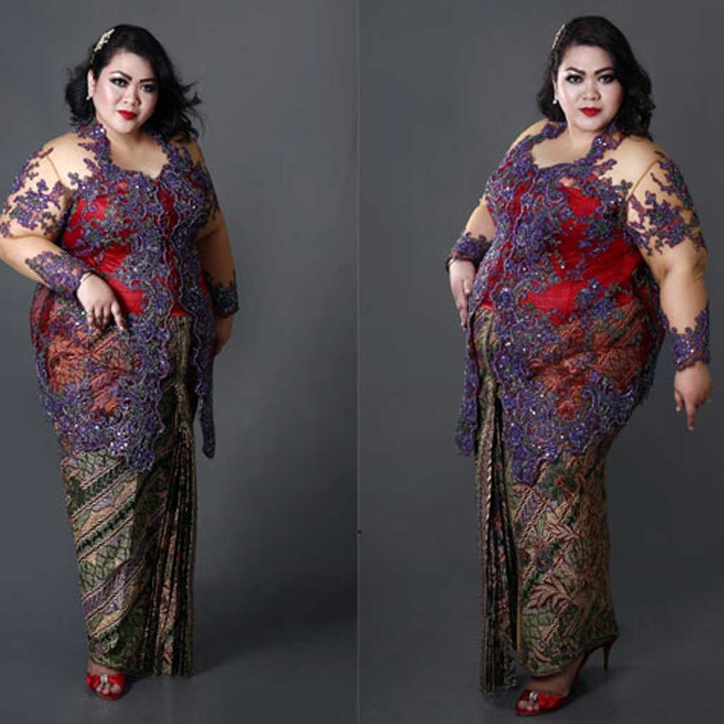 Bentuk Baju Lebaran Untuk Ibu Gemuk U3dh Model Baju Kebaya Modern Untuk Wanita Gemuk Prelo Blog