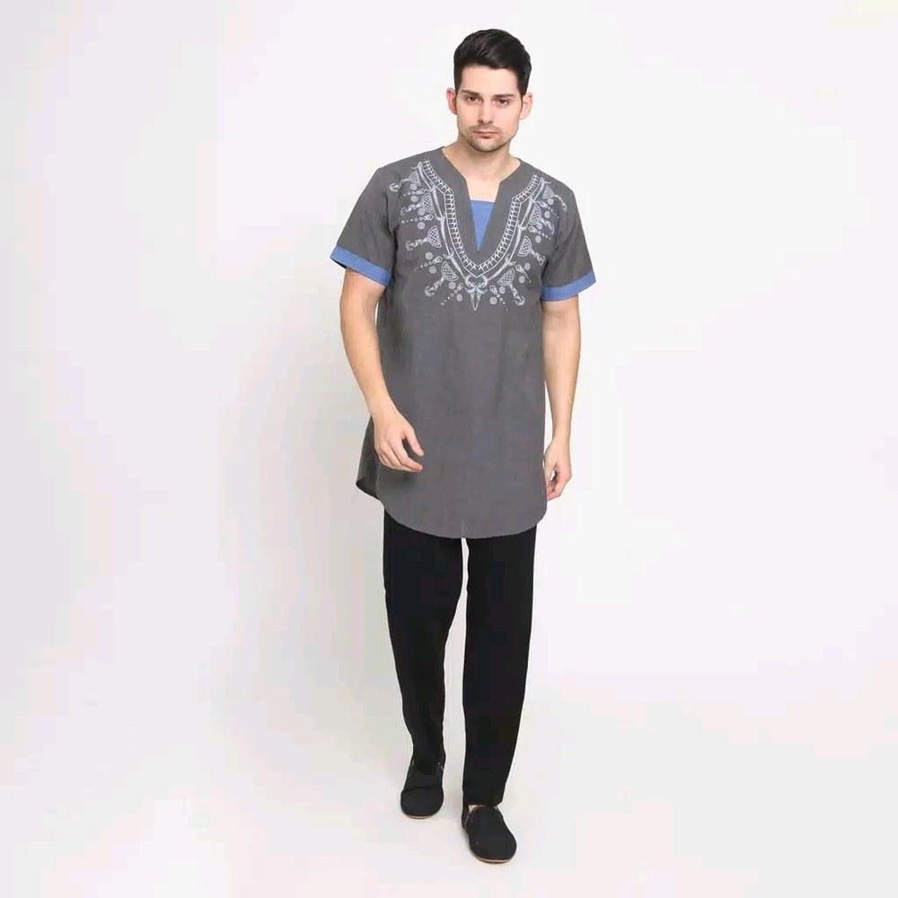 Bentuk Buka Lapak Baju Lebaran E6d5 Jual Baju Koko Lebaran Printing Lengan Pendek Padli Di